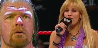 """It caused so much disruption for the WWE RAW crew and led to the episode of """"Monday Night SmackDown!"""" - a show where Triple H made a controversial joke about Lilian Garcia. This did not sit well with Mick Foley, who was watching from home."""