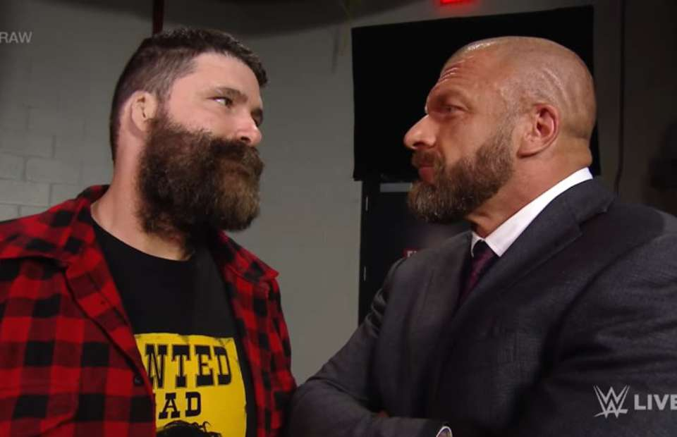 Mick Foley was less than impressed with Triple H's comments on the SmackDown infested RAW episode. WWE RAW Nightmare! | The Volcanic Eruption That Forced Big Changes