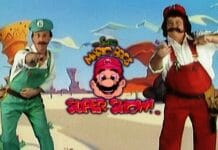 The Super Mario Bros. Super Show! | Captain Lou Albano Opens Up