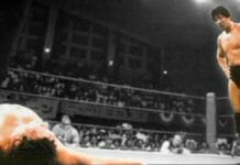 When Andre the Giant and Akira Maeda met in the ring in May of '86, things did not go to plan.