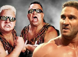 Things got ugly when the Nasty Boys and Ken Shamrock had a run-in at a hotel back in 1990.
