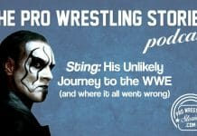 Sting - His Unlikely Journey to the WWE (And Where It All Went Wrong) | The Pro Wrestling Stories Podcast