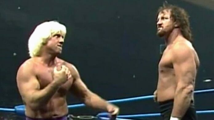 Ric Flair and Terry Funk - Their Unforgettable Feud from 1989