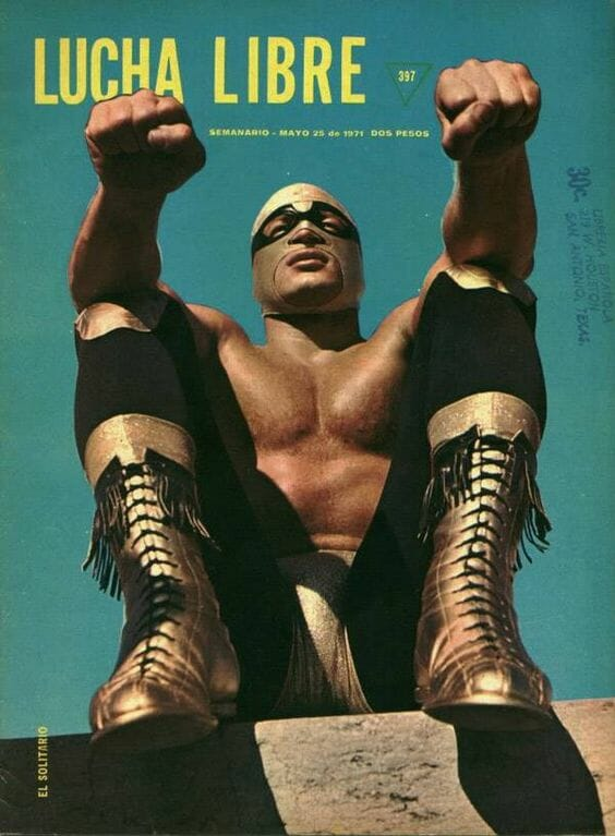 Lucha Libre | 5 Chilling Cases of Murder and the Paranormal -- El Solitario turned on his rudo teammates and decided to fight for the técnicos, but some say his most impressive feat came after his death.