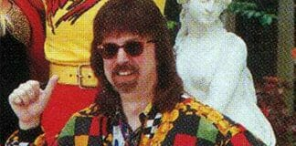 """Meet """"Hurricane"""" JJ Maguire, who is credited with over 100 wrestling music entrance theme songs. He was crucial in the overall identity of your favorite superstars."""
