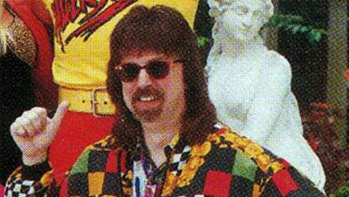 """Meet """"Hurricane"""" JJ Maguire, the man credited with over 100 wrestling music entrance theme songs. He was crucial in the overall identity of your favorite superstars."""