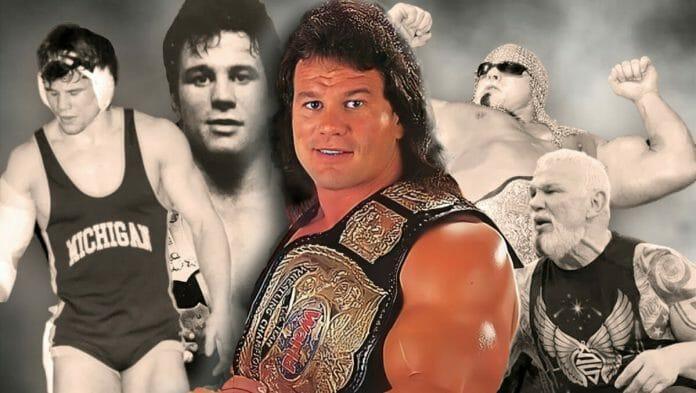 The evolution of Scott Steiner.