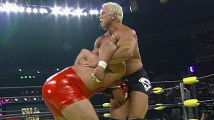 Brother vs. Brother - Rick vs. Scott Steiner