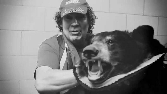 Tracy Smothers with Ginger