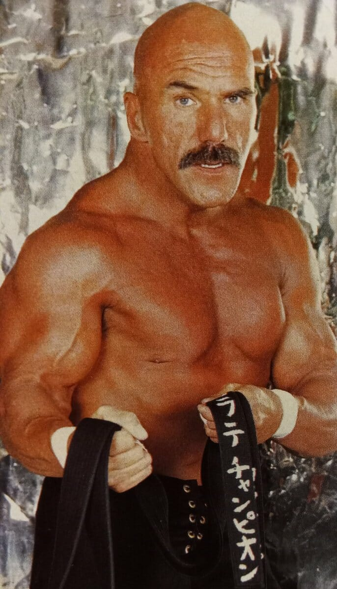 No longer a bleached blond wearing tie-dye, Superstar Billy Graham surprised everyone when becoming a