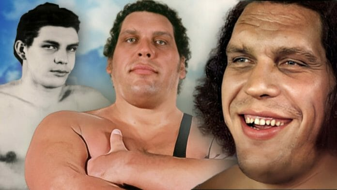 Andre the Giant - 16 Unforgettable Tales Told By His Friends