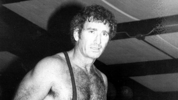 There are legends in professional wrestling. And then there's Bullet Bob Armstrong.