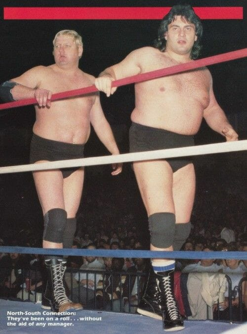 The North-South Connection: Dick Murdoch and Adrian Adonis