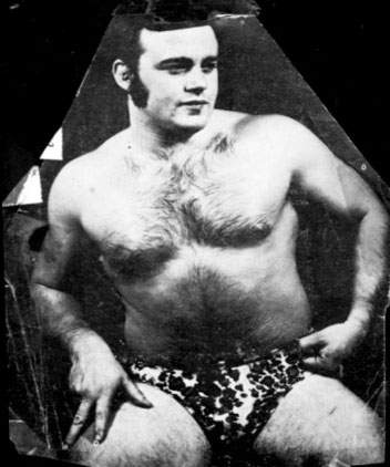 Young Kevin Sullivan
