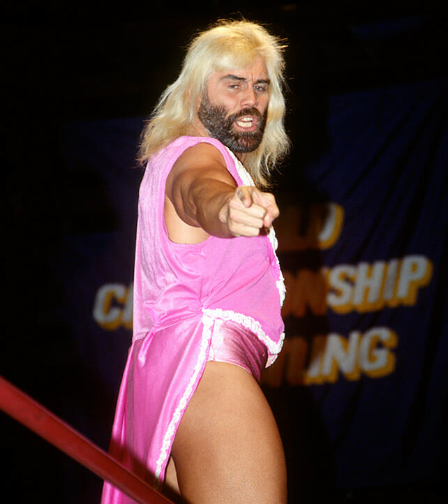 Rip Rogers in WCW
