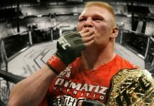 Brock Lesnar - His Fight to Become UFC Champion
