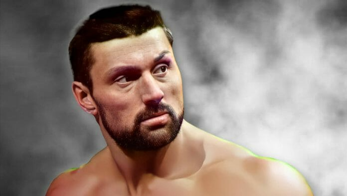 """""""The Lethal Weapon"""" Steve Blackman."""
