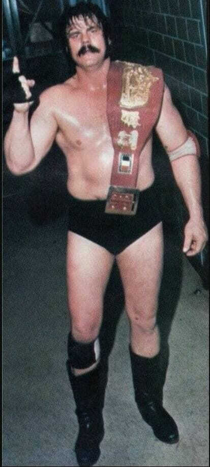 NWA US Champion, Blackjack Mulligan.