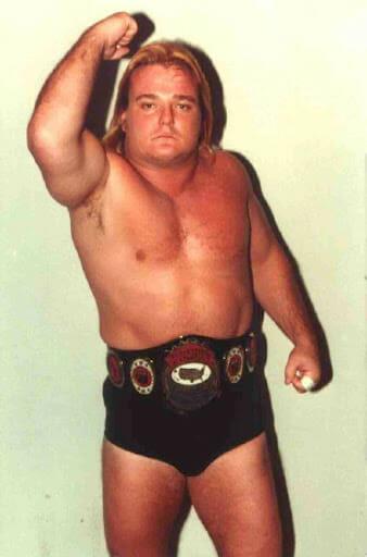 United States Heavyweight Champion, Greg Valentine.