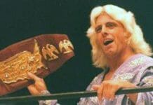 United States Champion Ric Flair.
