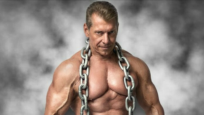 Would you be intimidated if this man were your boss? [Vince McMahon photo: Muscle & Fitness magazine]