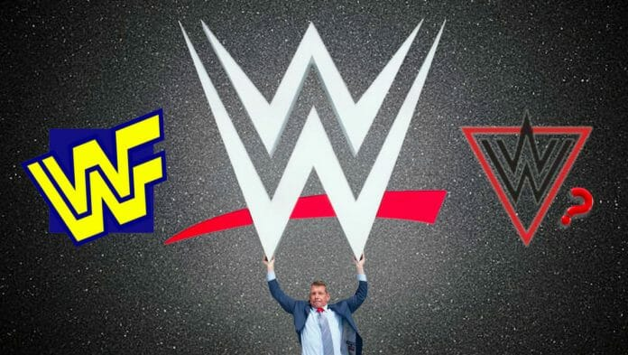 No matter your age, there is an era of the WWE logo that brings back an instant wave of nostalgia