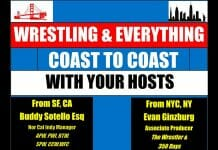 Wrestling and Everything Coast to Coast
