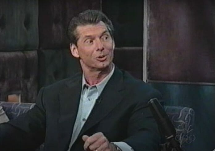 Vince McMahon on Conan O'Brien