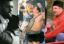 Finn Bálor, Andre the Giant, and Nikolai Volkoff are amongst the many professional wrestlers who have stepped out of the ring and into the world of music videos.
