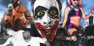 Batman | 7 Times The Dark Knight Influenced Professional Wrestling