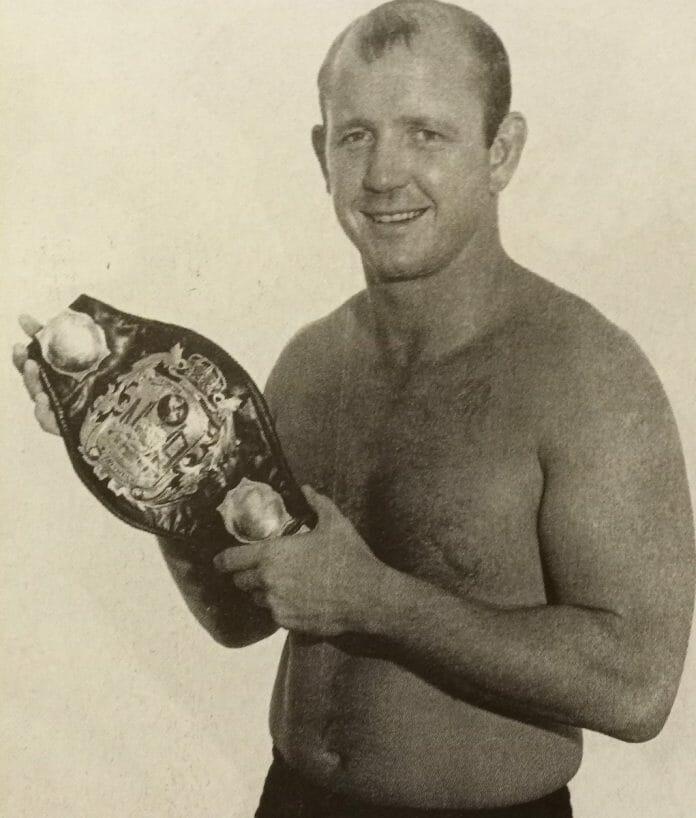 NWA World Heavyweight Champion, Dory Funk Jr.