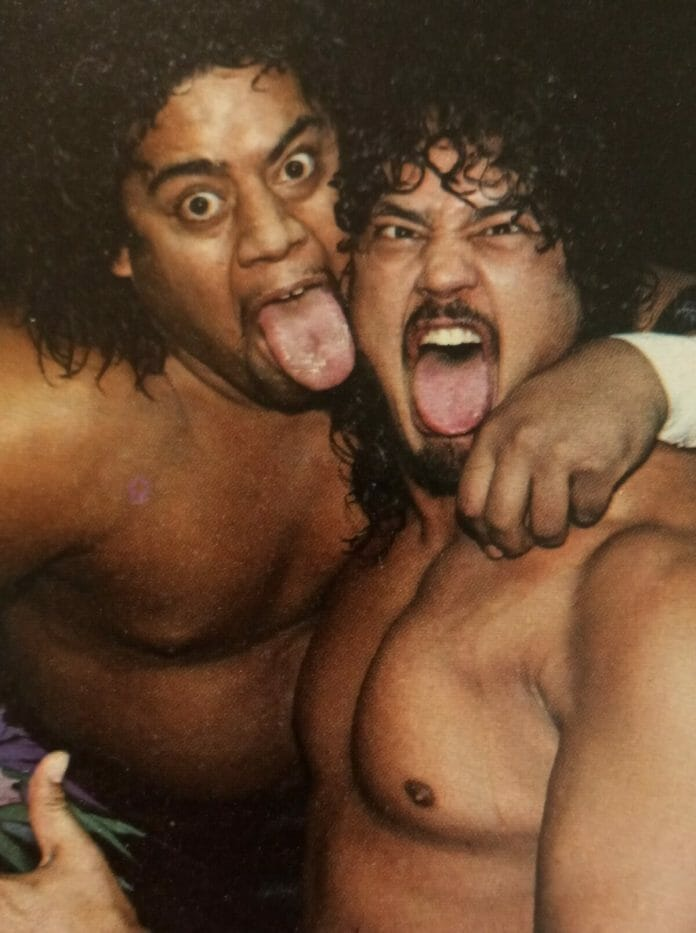 Whether as The Samoan Swat Team or The Headshrinkers, Fatu (Rikishi) and Samu were always one of the toughest, most unpredictable teams in the wrestling.