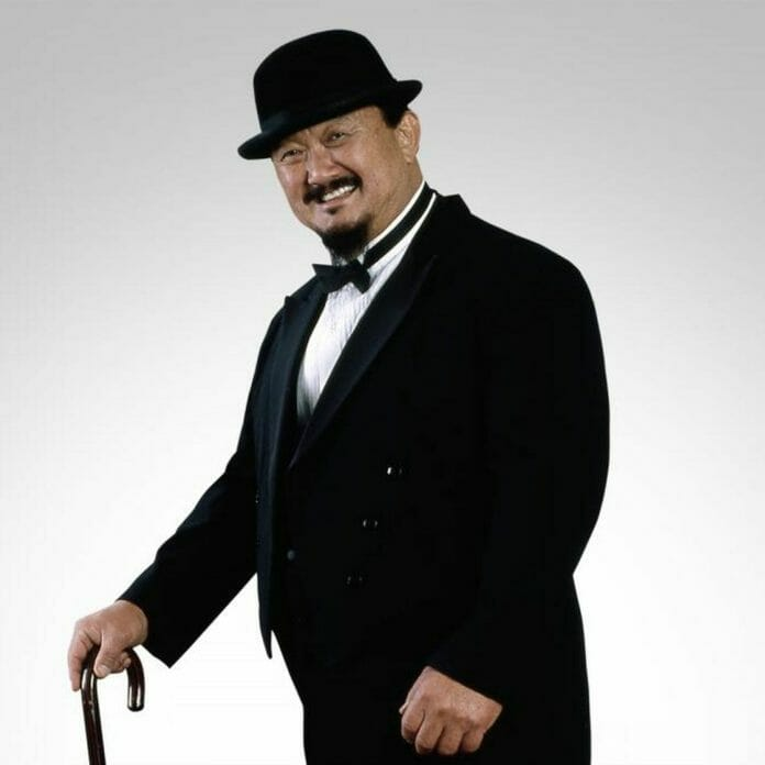 Mr. Fuji dies at 82-years-old - Cageside Seats