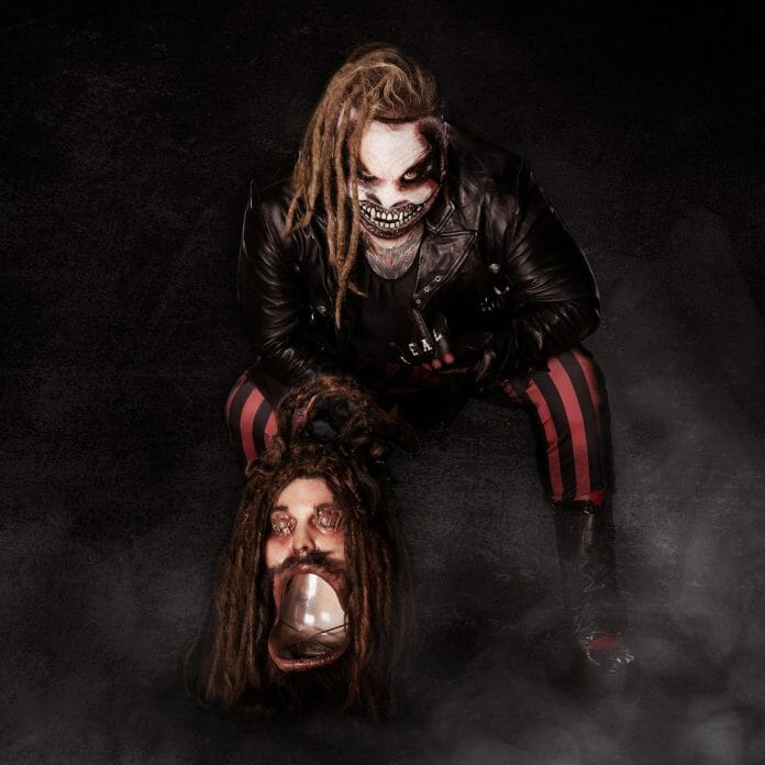 "Is ""The Fiend"" Bray Wyatt's face lantern influenced by Batman?"