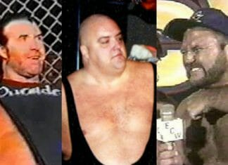 10 Wrestlers You May Not Know Appeared in ECW