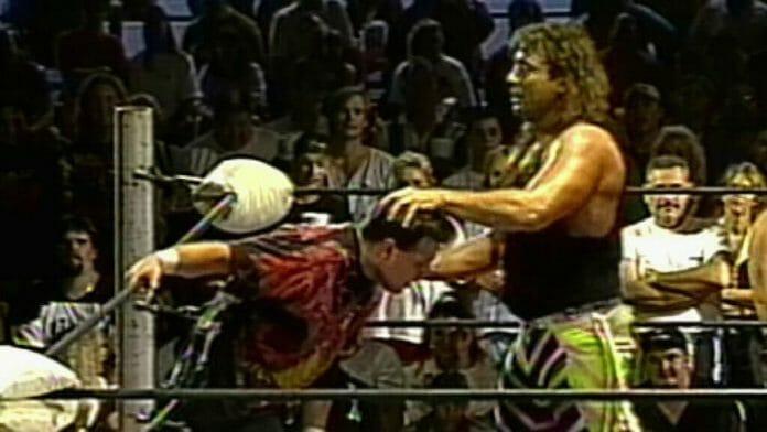 Marty Jannetty in ECW.