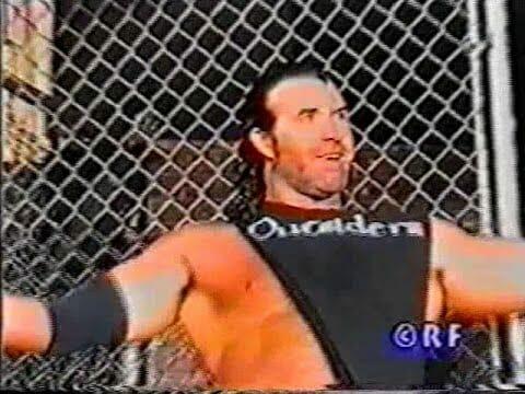 Scott Hall in ECW.