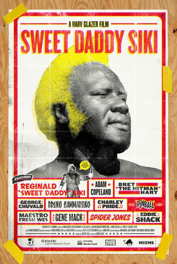 Sweet Daddy Siki is a professional wrestling icon, successful country music singer, and household name. This is his story, told by wrestling icons, celebrities, fascinating historians, family, friends, and the legend himself.