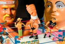 WWF Wrestling Superstars - The Tale of WWE's First Wrestling Figures