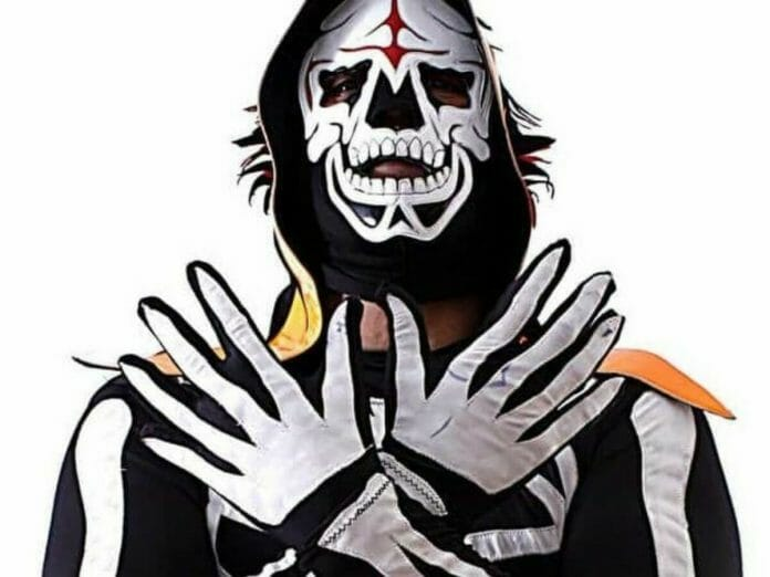 AAA refused to let a great idea slip from their fingers when the original La Parka left Mexico. So they quickly had another La Parka in Jesús Alfonso Huerta Escoboza in 1996.