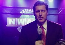Bruce Tharpe - Former NWA President on His Unexpected Journey