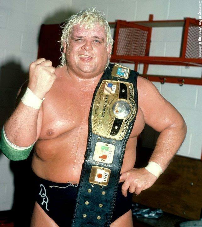 Dusty Rhodes.