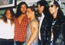 WWE's The Kliq: Triple H, Kevin Nash, Shawn Michaels, Scott Hall, and Sean Waltman.