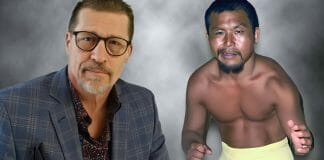"""""""It was funny to us, but it wasn't funny to Little Tokyo!"""" Former NWA President Bruce Tharpe opens up about life after Billy Corgan purchased the NWA in 2017, who scared him most off-camera, a wrestling rib that went too far for a former wrestler, and more!"""