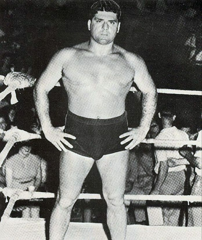 The great Angelo Savoldi.