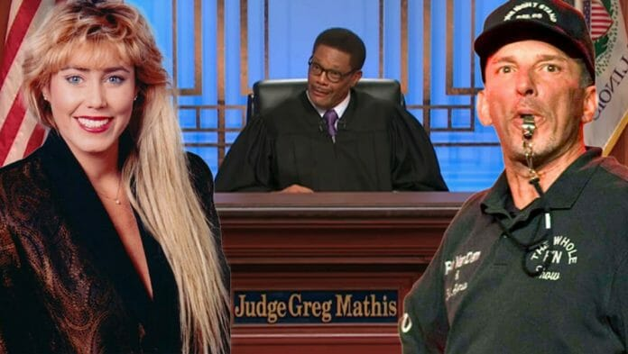 Missy Hyatt and Bill Alfonso appeared in the televised courtroom of Judge Mathis in October 2002. This is the story of everything that went down.