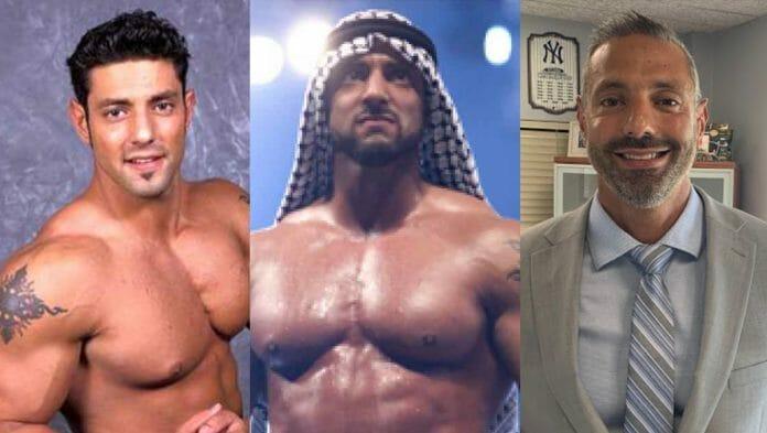 Marc Copani - From Mark Magnus to Muhammad Hassan to school principal.