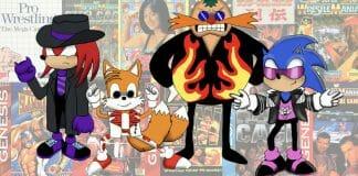 Sega Genesis - Every Wrestling Game Brought Back!