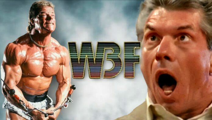 Lex Luger, Vince McMahon, and the failed World Bodybuilding Federation experiment.