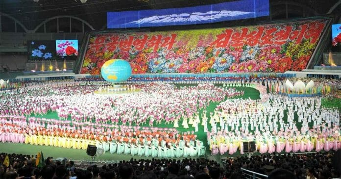 At the start of the Collision in Korea event, the coordination amongst the people was stunning.